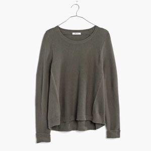 ✨ Madewell Riverside Texture Sweater ✨